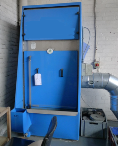 Wet Scrubber | Ventilation | Pre Owned | Fercell |